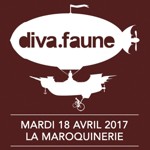 Concert Diva Faune à PARIS @ La Maroquinerie - Billets & Places