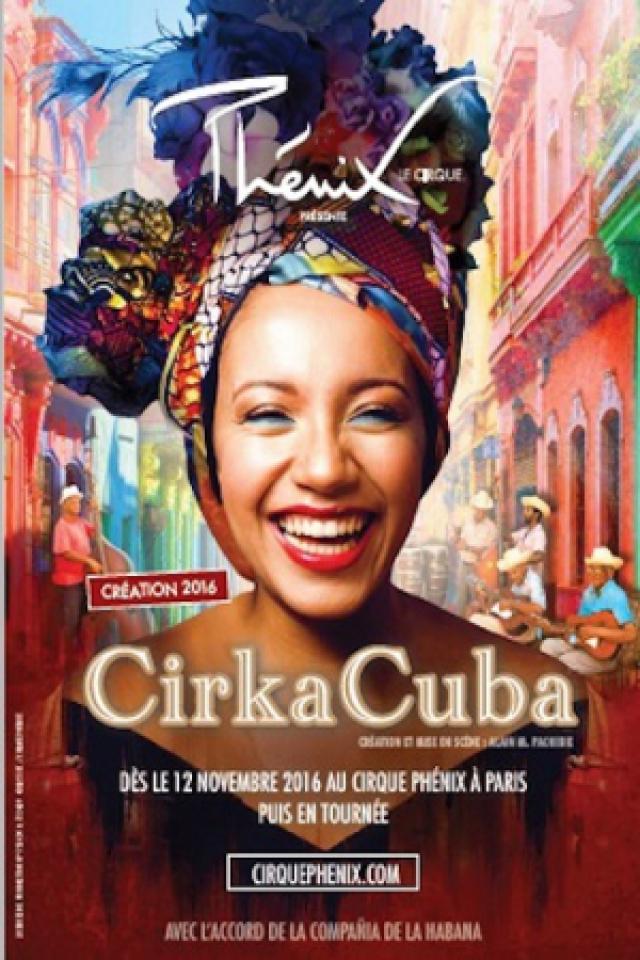 CIRKACUBA @ Le Kursaal - DUNKERQUE