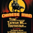 Concert CHINESE MAN Feat. TUMI + invités  à Paris @ Le Trianon - Billets & Places