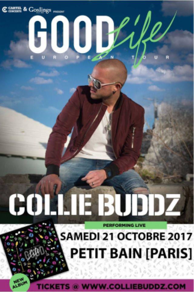 COLLIE BUDDZ @ Petit Bain - PARIS