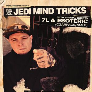 JEDI MIND TRICKS @ Cabaret Sauvage - Paris