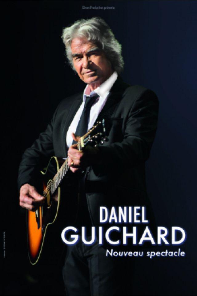 DANIEL GUICHARD @ Palais des Congrès - Le Mans