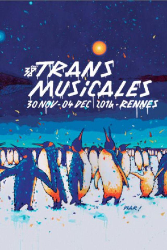 38ÈMES RENCONTRES TRANS MUSICALES DE RENNES // PARC EXPO - JEUDI @ PARC des EXPOSITIONS Rennes Aéroport  - BRUZ
