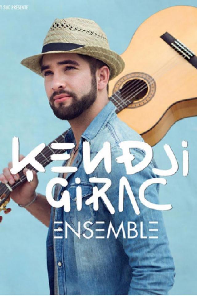 KENDJI GIRAC @ Zénith d'Auvergne -  Cournon