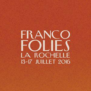 Festival FRANCOFOLIES 2016: LOUANE, MIKA, MARINA KAYE, BROKEN BACK