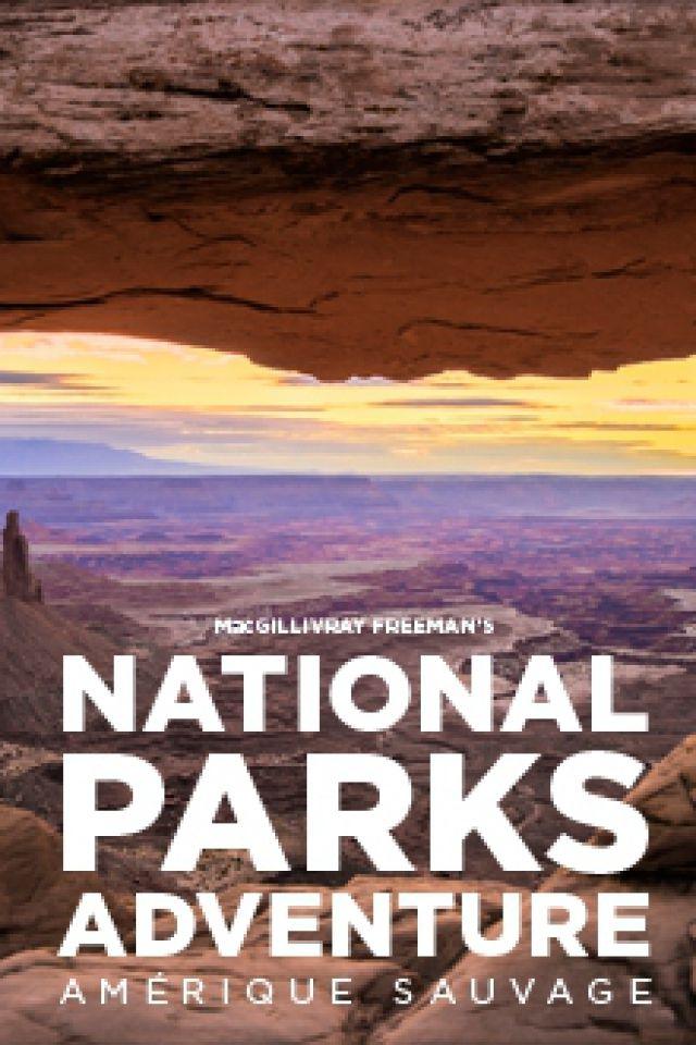 National Parks Adventure @ La Géode - Paris
