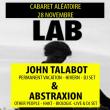 Soir�e JOHN TALABOT + ABSTRAXION