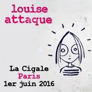 Concert Louise Attaque + 1�re Partie