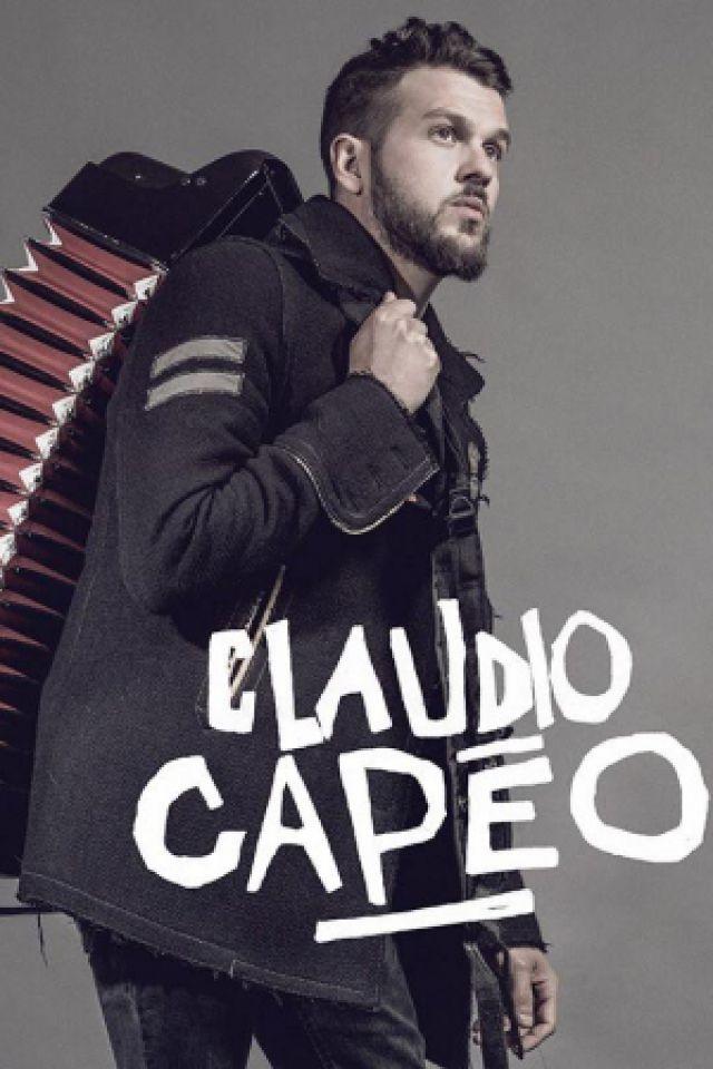 CLAUDIO CAPÉO @ Salle Agora  - GENLIS