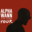 Concert ALPHA WANN + DIRTY DIKE & DJ SAMMY B-SIDE + OCEAN WISDOM