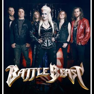 Concert BATTLE BEAST - Paris