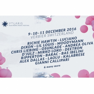 POLARIS Festival - Day 2 @ Le Mouton Noir - Verbier