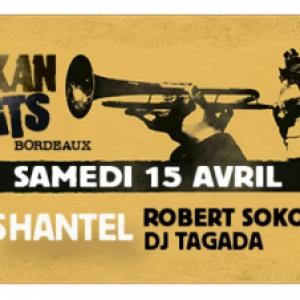 Soirée IBOAT - BALKANBEATS: SHANTEL, ROBERT SOKO, DJ TAGADA