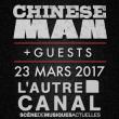 Concert CHINESE MAN + SCRATCH BANDITS CREW