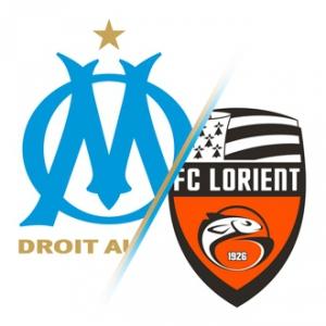 Olympique de Marseille - FC Lorient @ Orange Vélodrome - Marseille