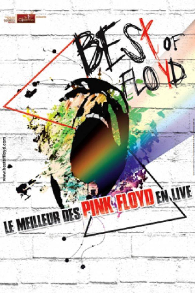 BEST OF FLOYD @ ZENITH SUD - Montpellier