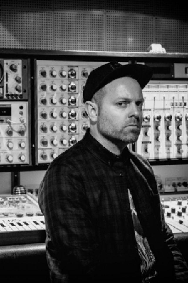 DJ SHADOW @ Krakatoa - Mérignac