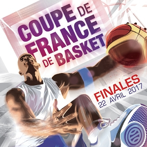 Match COUPE DE FRANCE DE BASKET