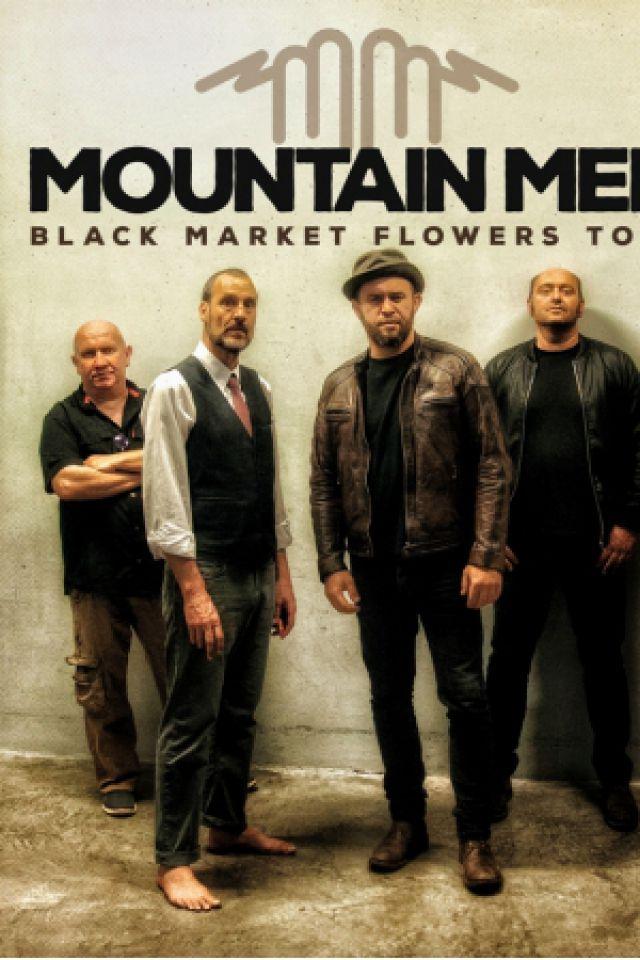 Concert Mountain Men + 1ère partie : Gaëlle Buswel  à Paris @ Café de la Danse - Billets & Places