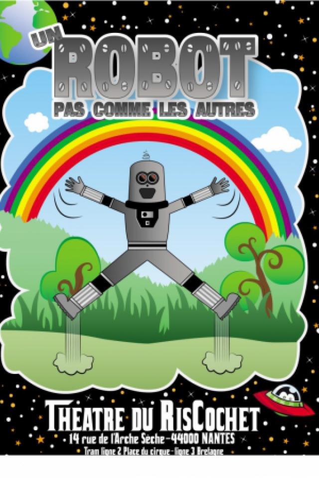Un robot pas comme les autres  @ Théâtre du Riscochet - NANTES