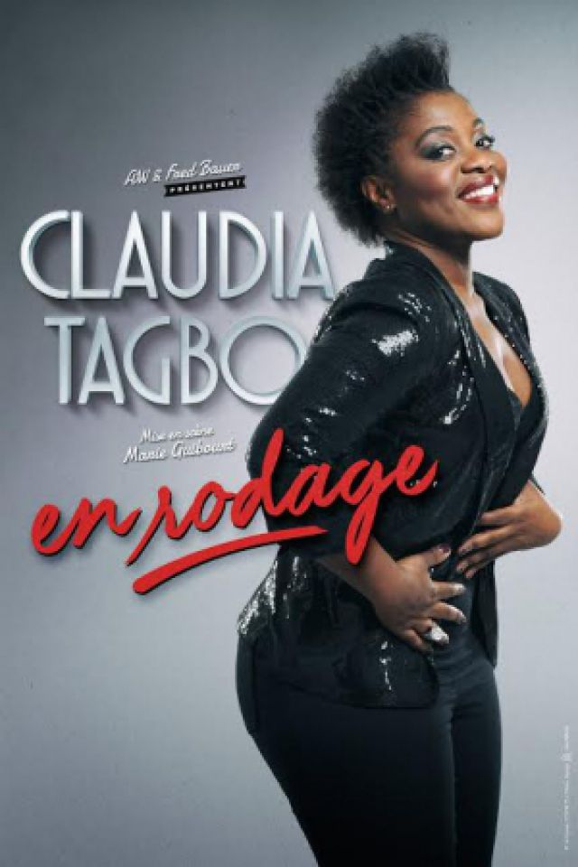 CLAUDIA TAGBO @ LE SCENACLE  - BESANÇON