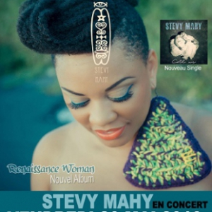 STEVY MAHY EN CONCERT LIVE