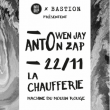 Soirée BASTION x INTO THE DEEP - ANTON ZAP & OWEN JAY