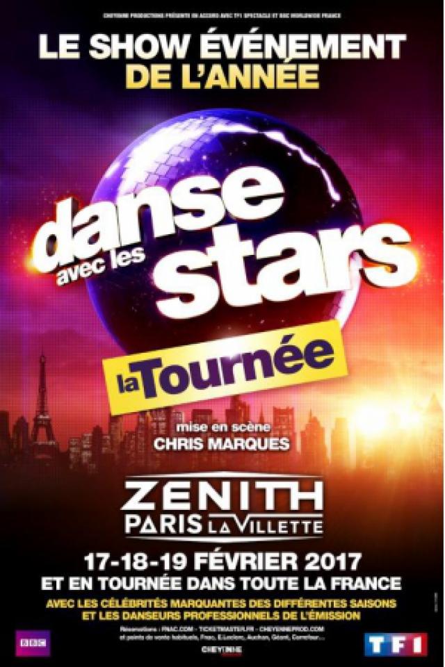 DANSE AVEC LES STARS - LA TOURNEE @ Le Dôme - Marseille