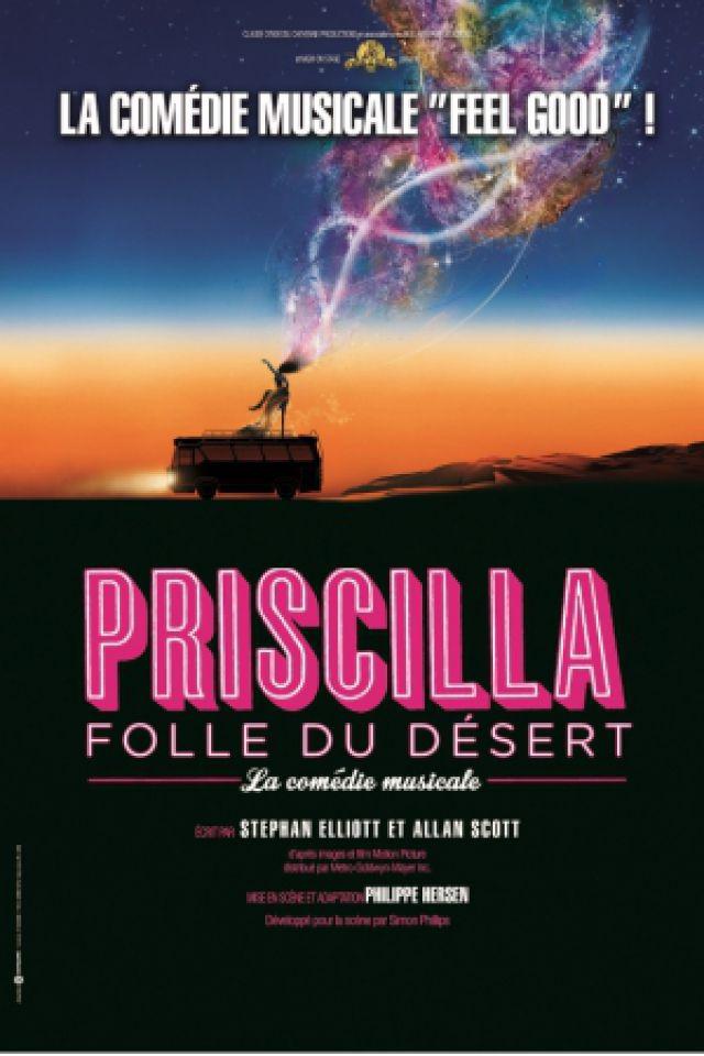 PRISCILLA FOLLE DU DESERT @ Galaxie - AMNÉVILLE