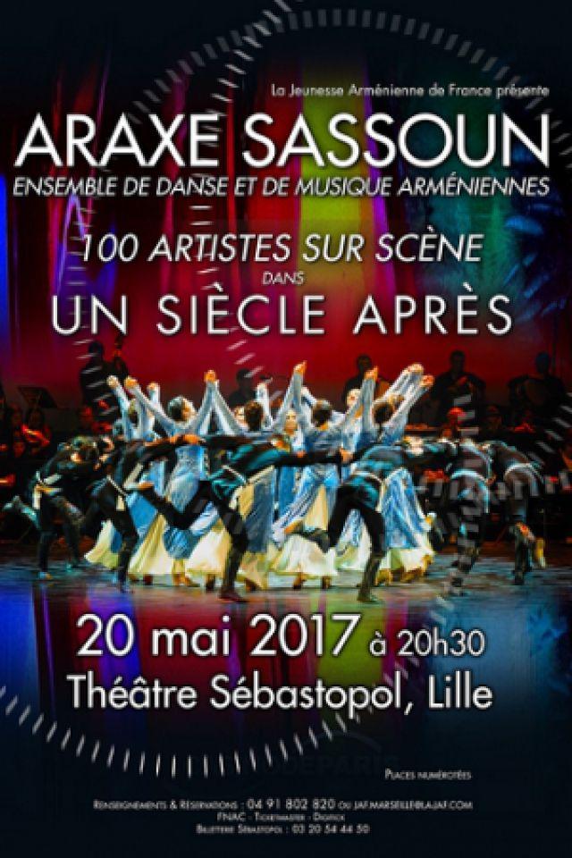 UN SIECLE APRES @ Théâtre Sébastopol - LILLE