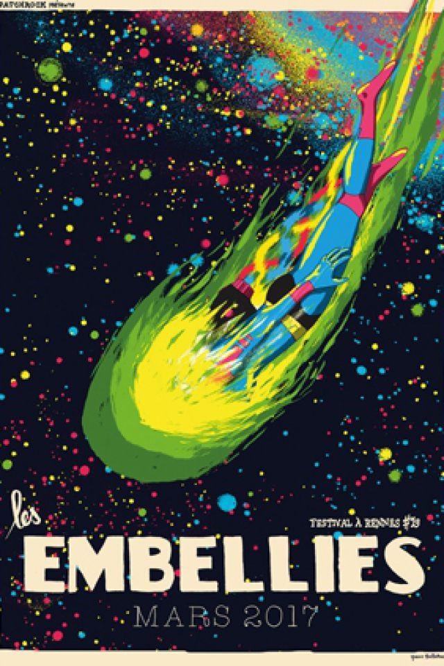 """Ciné Concert """"Le Voyage Fantastique"""" par GEYSIR @ THEATRE DE LA PARCHEMINERIE - RENNES"""
