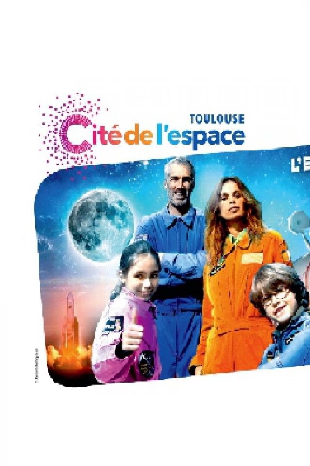La Cité de l'espace: Basse Saison @ CITE DE L'ESPACE  - TOULOUSE