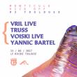 Soirée La Factory invite Monticule Kick-Off #3 w/ Vril, Truss, Voiski