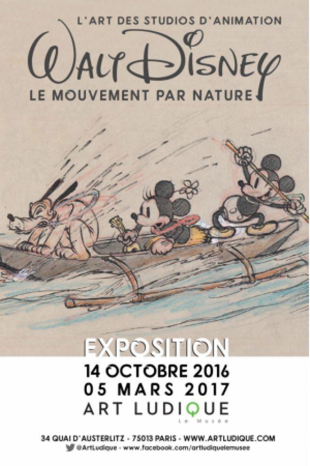 Walt Disney @ Art Ludique le Musée - PARIS