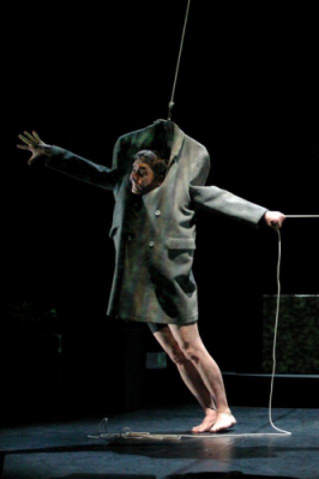 Anatomie d'un clown @ Théâtre de l'Iris - Villeurbanne