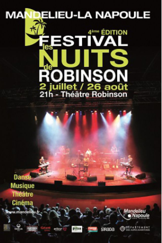 TOC TOC - Théâtre comédie @ Théâtre Robinson - MANDELIEU LA NAPOULE
