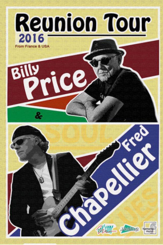 La nuit du blues avec Fred Chapellier + guest @ Espace Dollfus & Noack - SAUSHEIM