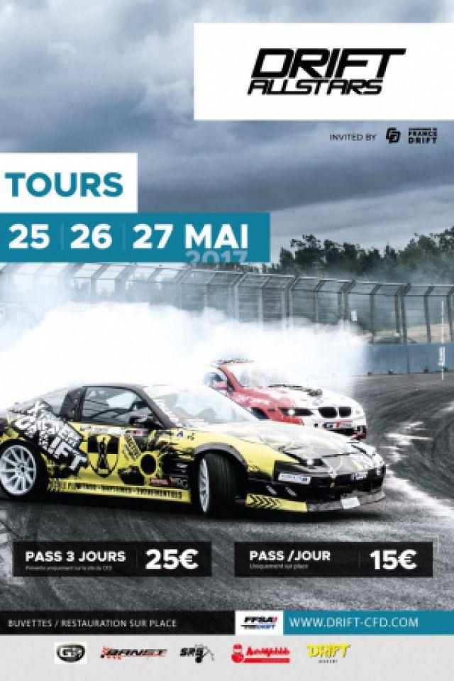 DRIFT ALLSTAR A TOURS @ PARC DES EXPOSITIONS-GRAND HALL - TOURS