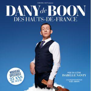 Spectacle DANY DE BOON DES HAUTS DE FRANCE