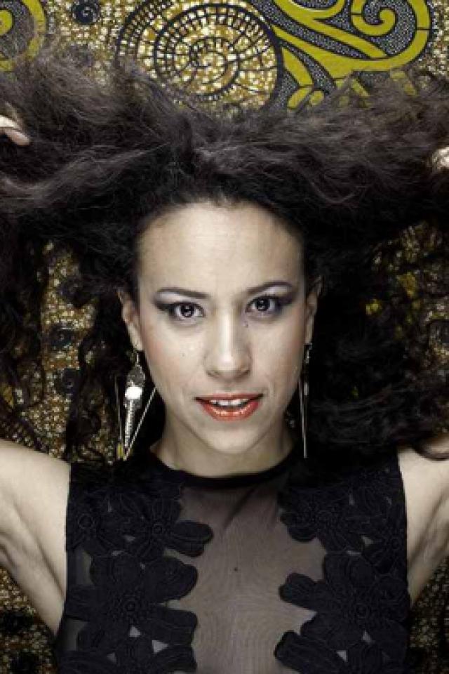 La Yegros - Awa Ly @ La Citrouille - St Brieuc