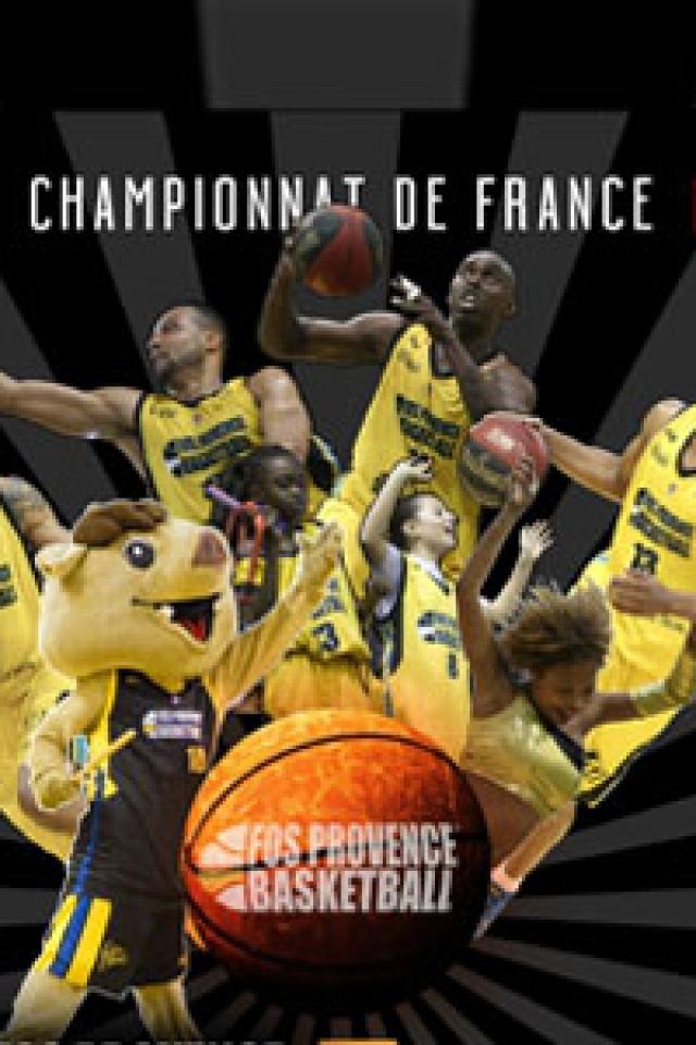 Fos Provence vs Aix Maurienne @ Halle Parsemain - FOS SUR MER