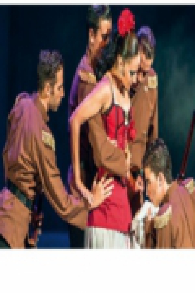CARMEN Ballet Espagnol de Murcia @ Théâtre Jean-Alary - CARCASSONNE