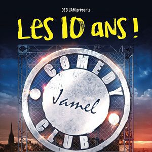 Spectacle LE JAMEL COMEDY CLUB