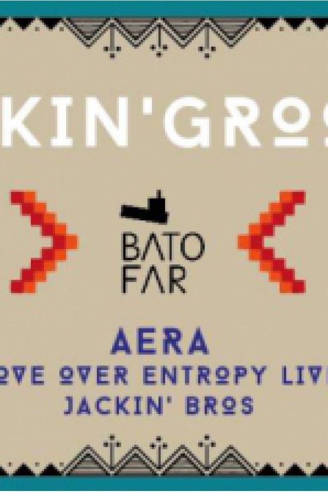 Jackin' Groove with Aera & Love Over Entropy Live @ Le Batofar - Paris