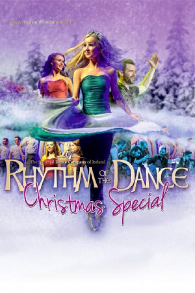 Billets RYTHME OF THE DANCE - Espace René Cassin