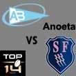 Match J24:AB-STADE FRANCAIS @ Anoeta, San Sebastián - 12 Avril 2014