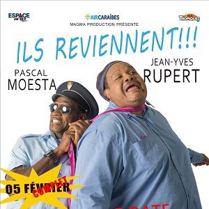 Spectacle JEAN YVES RUPERT & PASCAL MOESTA