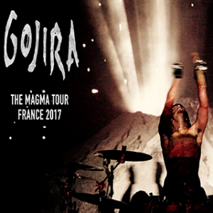 "Billets GOJIRA ""THE MAGMA TOUR"" - LA COOPERATIVE DE MAI - GRANDE COOPE"