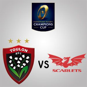 RC TOULON - SCARLETS @ STADE MAYOL - TOULON