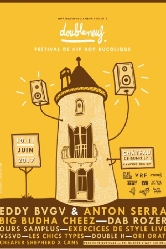 Double Neuf Festival @ Château de Buno - GIRONVILLE SUR ESSONNE